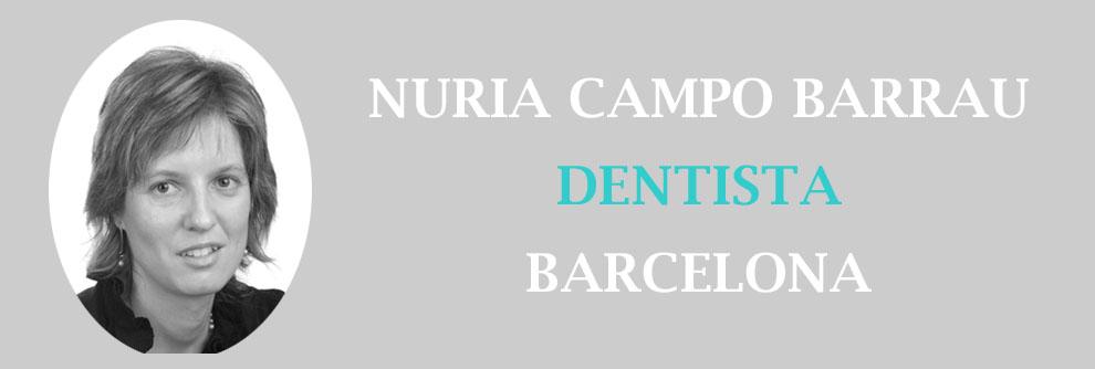 Nuria Campo es Dentista en Barcelona
