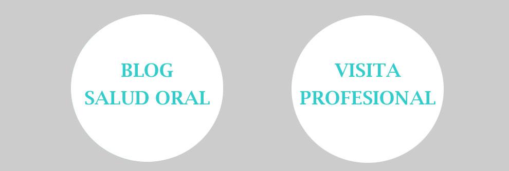Servicios: Blog Salud Oral / Visita Profesional